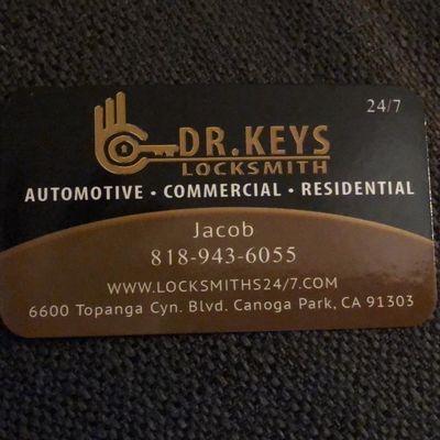 Dr Keys Canoga Park, CA Thumbtack