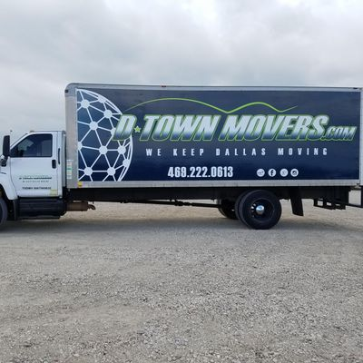 D Town Movers & Storage Carrollton, TX Thumbtack