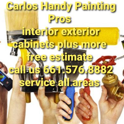 Carlos Handy Painting  Pros Lancaster, CA Thumbtack