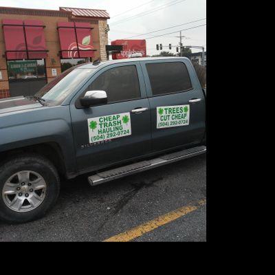 Cheap trash hauling New Orleans, LA Thumbtack