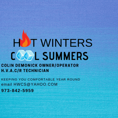 HOT WINTERS COOL SUMMERS East Orange, NJ Thumbtack