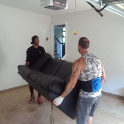 Brown & Hewitt's A+Movers Junk Hauling and more Gaithersburg, MD Thumbtack