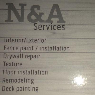 N&A Services Houston, TX Thumbtack