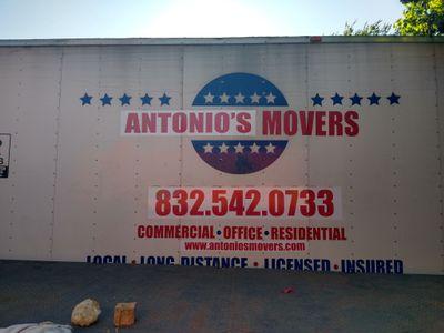 Antonio's movers Houston, TX Thumbtack