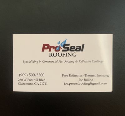 Pro Seal Roofing Claremont, CA Thumbtack