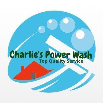 Charlie's Power and House Wash Mascot, TN Thumbtack