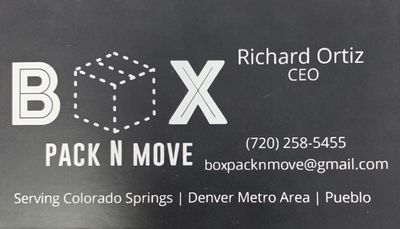 Box Pack N Move Colorado Springs, CO Thumbtack