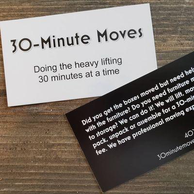30-Minute Moves Lincoln, NE Thumbtack