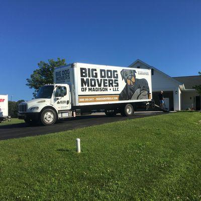 Big Dog Movers Of Madison LLC Madison, WI Thumbtack
