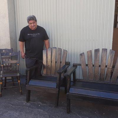 Chacón finishis paint Van Nuys, CA Thumbtack