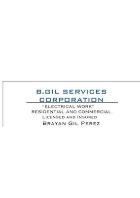 B.gil Services Corporation Miami, FL Thumbtack