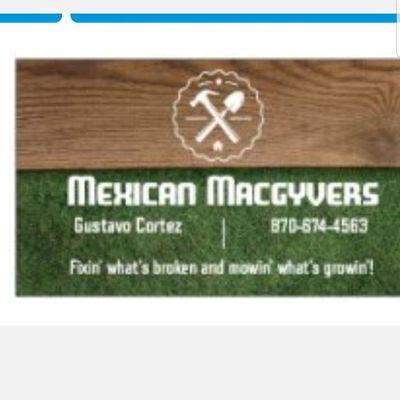 Mexican Macgyvers Stuttgart, AR Thumbtack