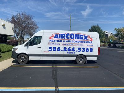 Airconex Heating & Air Conditioning Macomb, MI Thumbtack