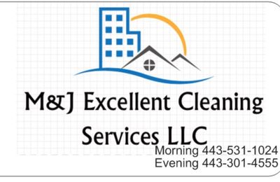 M&J Excellent Cleaning Services LLC,& Junk removal Baltimore, MD Thumbtack