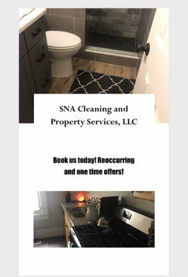 SNA Cleaning and Property Services,LLC Atlanta, GA Thumbtack