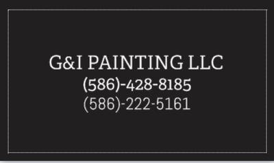G&I Painting LLC Sterling Heights, MI Thumbtack