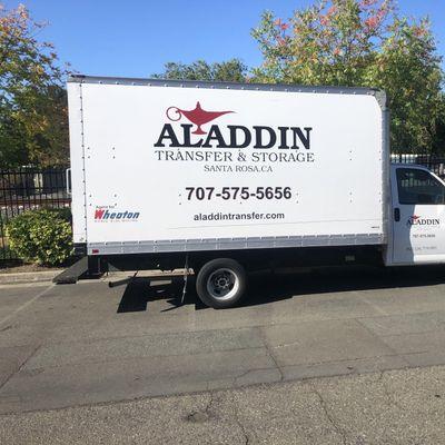 Aladdin transfer&storage Santa Rosa, CA Thumbtack