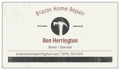 Brazos Home Repair Bryan, TX Thumbtack