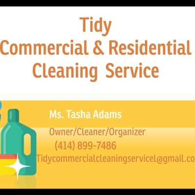 Tidy Commercial Cleaning  Services Milwaukee, WI Thumbtack