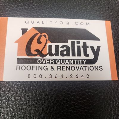 Quality Over Quantity Everytime Clinton Township, MI Thumbtack