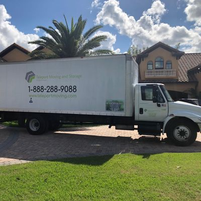 Teleport Transportation LLC, Teleport Moving Altamonte Springs, FL Thumbtack
