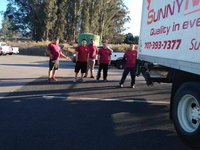 Sunny movers & Storage Sacramento, CA Thumbtack