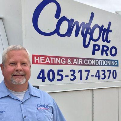Comfort Pro, Inc. Choctaw, OK Thumbtack