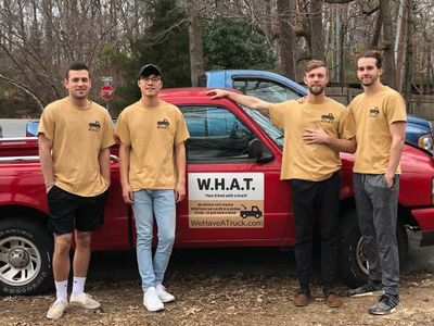 W.H.A.T. - We Have A Truck Fairfax, VA Thumbtack