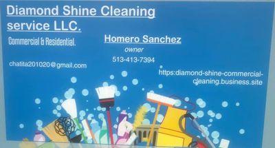Diamond Shine  cleaning service llc Hamilton, OH Thumbtack