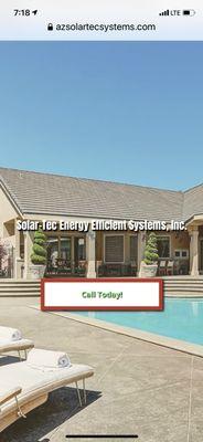 SOLAR TEC 'Energy Efficient Systems' Tempe, AZ Thumbtack