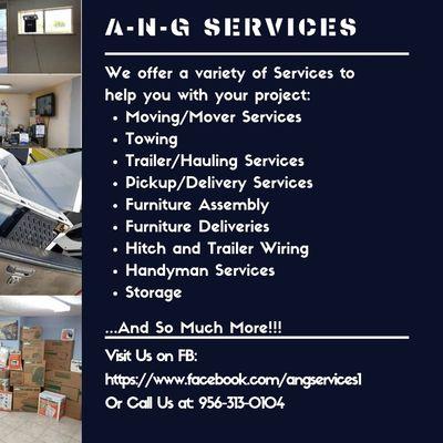 A-N-G Services Mcallen, TX Thumbtack