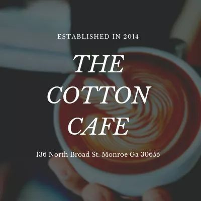 The Cotton Cafe Monroe, GA Thumbtack