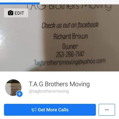 T.A.G. Brothers Moving Bothell, WA Thumbtack