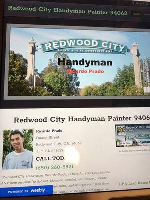 Redwoodcityhandymanpainter Redwood City, CA Thumbtack