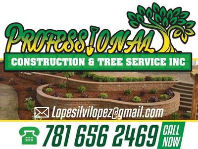 Professional Landscaping & Tree Service Inc. Lynn, MA Thumbtack