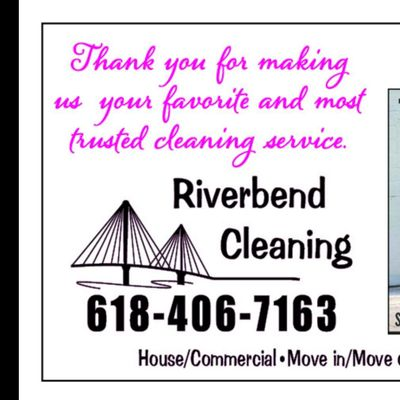 Riverbend Cleaning Alton, IL Thumbtack