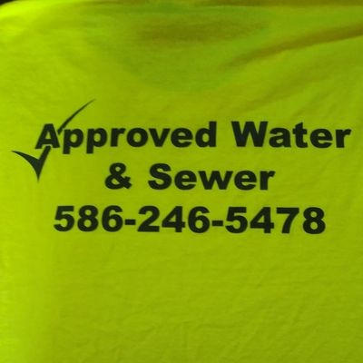 Approved Water and Sewer LLC Saint Clair Shores, MI Thumbtack