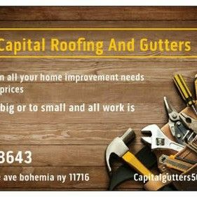 Capital roofing and gutters Bohemia, NY Thumbtack