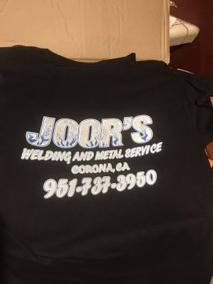 Joor's welding and metal service Corona, CA Thumbtack