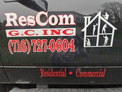ResCom G.C. inc. Lockport, NY Thumbtack