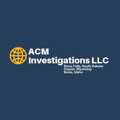 ACM Investigations LLC - Nationwide PI Sioux Falls, SD Thumbtack