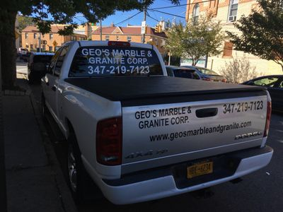 Geo's marble and granite Corp. Ridgewood, NY Thumbtack