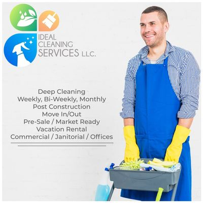 Ideal cleaning services LLC Springdale, AR Thumbtack
