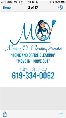 Moving on Cleaning Service El Cajon, CA Thumbtack