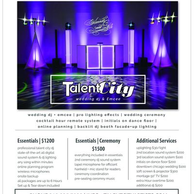 Talent City Artists Chicago, IL Thumbtack