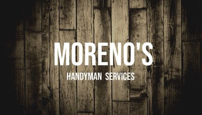 Moreno's handyman service Corona, CA Thumbtack