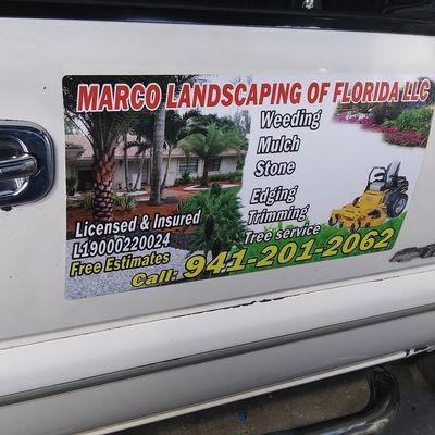 Marco Landscaping Bradenton, FL Thumbtack