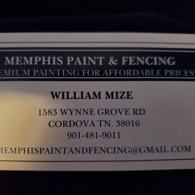 Memphis Paint & Fencing L.L.C Cordova, TN Thumbtack