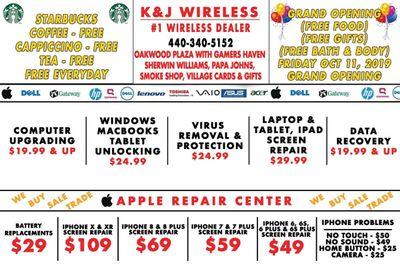 KJ Wireless Cleveland, OH Thumbtack