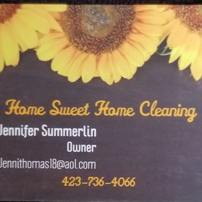 Home Sweet Home Cleaning Cosby, TN Thumbtack